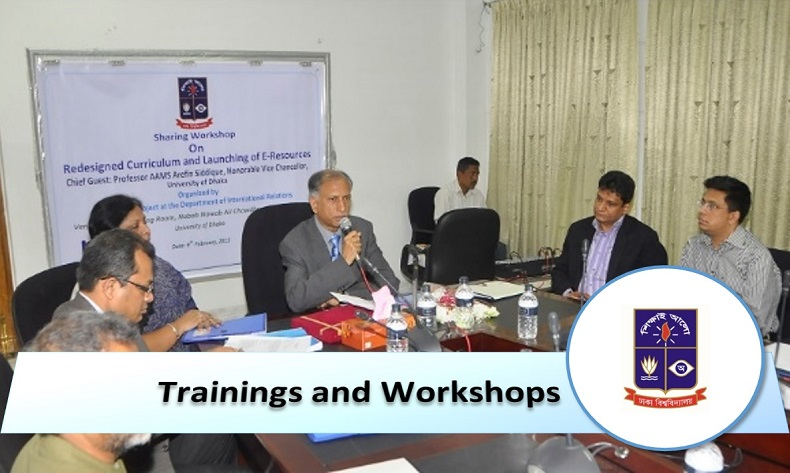 Trainings and Workshops (2)