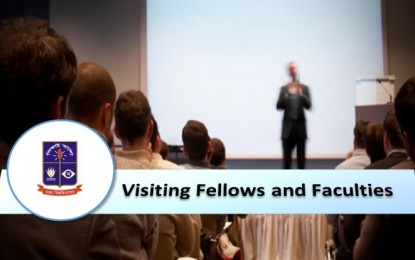 Visiting Fellows and Faculties