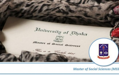 Syllabus and Curriculum: Master of Social Sciences (MSS)