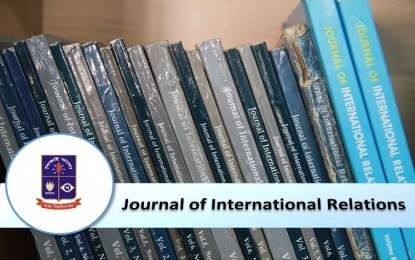 Journal of International Relations (JIR)